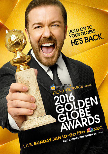 golden globes poster 600x809 - دانلود مراسم The 73rd Annual Golden Globe Awards