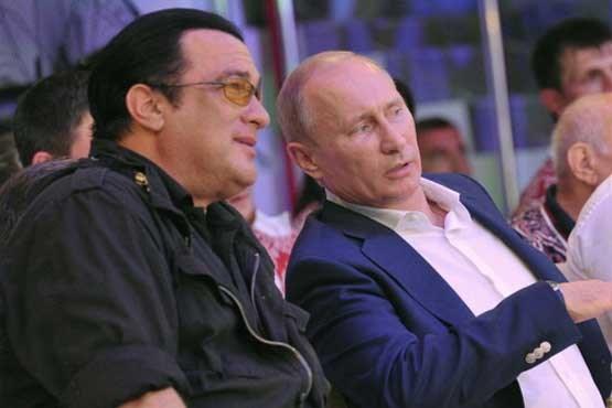 ماجرای دوست هالیوودی پوتین !! , بین الملل