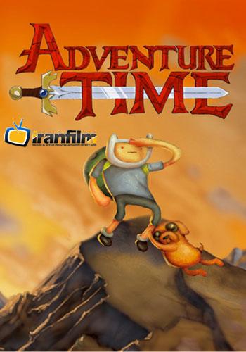 دانلود انیمیشن Adventure Time