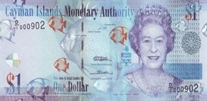 دلار جزایر کیمن