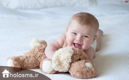 عکس بچه خوشگل- 6