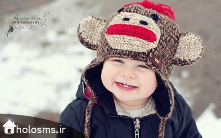 عکس بچه خوشگل- 9
