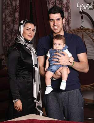 شهرام محمودی چرا زود ازدواج کرد؟ , چهره های ایرانی