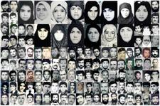 عکسهای سرنگونی هواپیمای مسافربری ایران