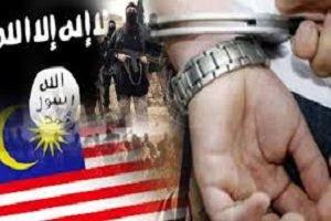 گرگهای داعش در مالزی , بین الملل