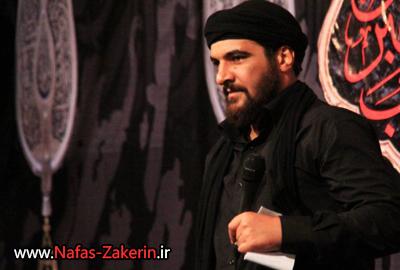 کربلایی حسین عینی فرد - مراسم هفتگی 94/10/10 مجمع حیدریون زنجان
