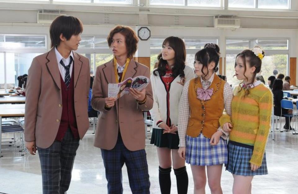 دانلود فیلم ژاپنی عشق برای مبتدی ها