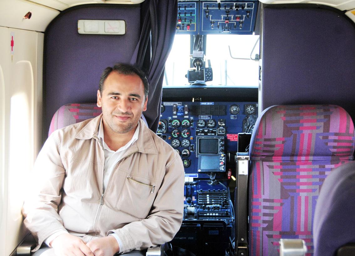 آشنایی با هواپیمای مسافربری کوچک با شناسه H-228