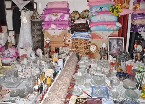 به 14 نوعروس نیازمند شهرستان بستان آباد ، به همت بنیاد خیریه یاران مهر اوجان جهیزیه اهدا شد