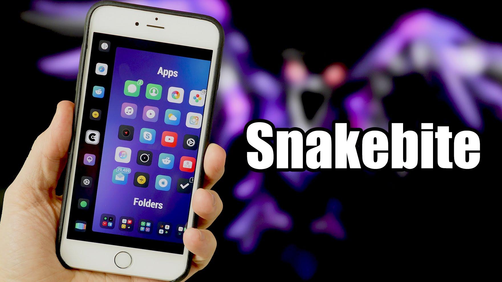 Snakebite؛ توییکی فوقالعاده در راه است!