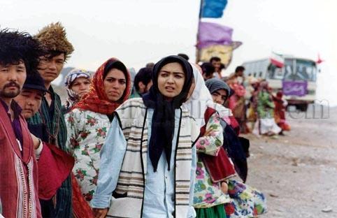 عکس های فیلم ایرانی بوی پیراهن یوسف محصول 1374