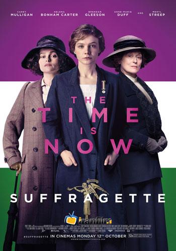 دانلود فیلم Suffragette