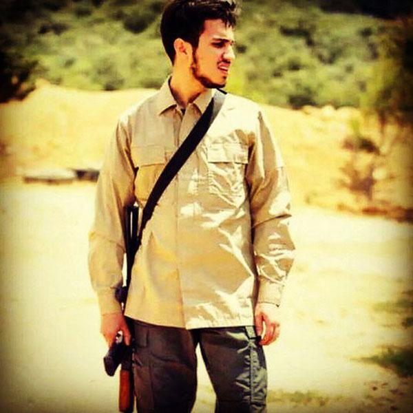 مداحی زیبای سید رضا نریمانی برای جهاد مغنیه + دانلود