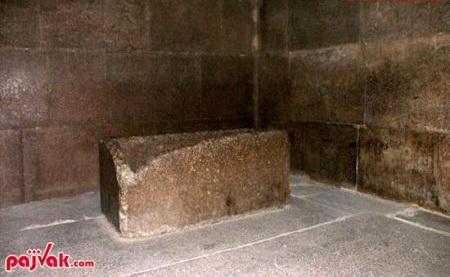 فتوگالری> تصاویری از داخل اهرام مصر