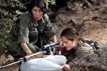 یک ارتش به دنبال این زن !! , بین الملل