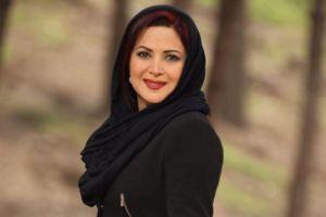 چهره متفاوت کمند امیرسلیمانی با آرایش غلیظ ! , عکس بازیگران