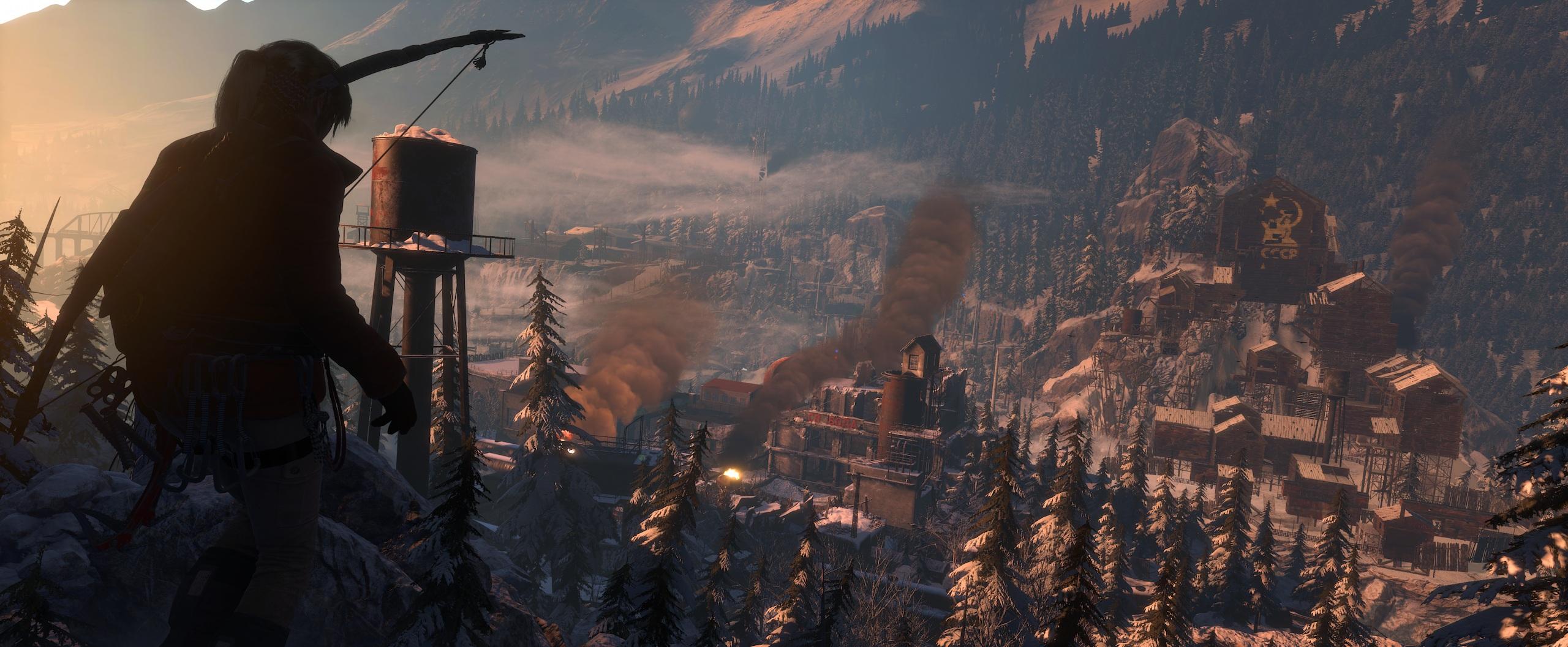 بازی Rise of the Tomb Raider