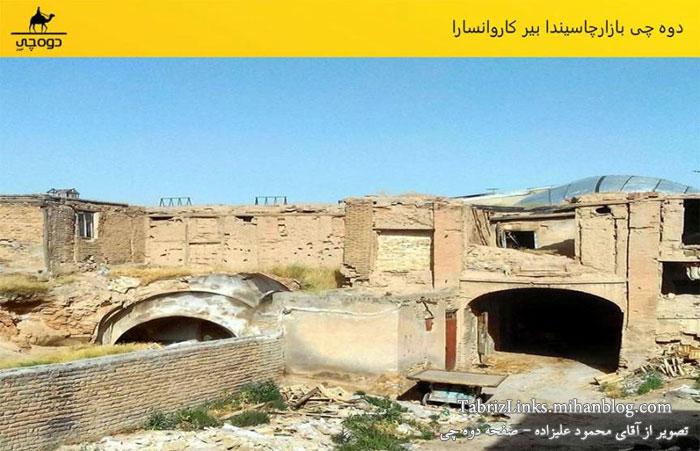 محله قدیمی تبریز