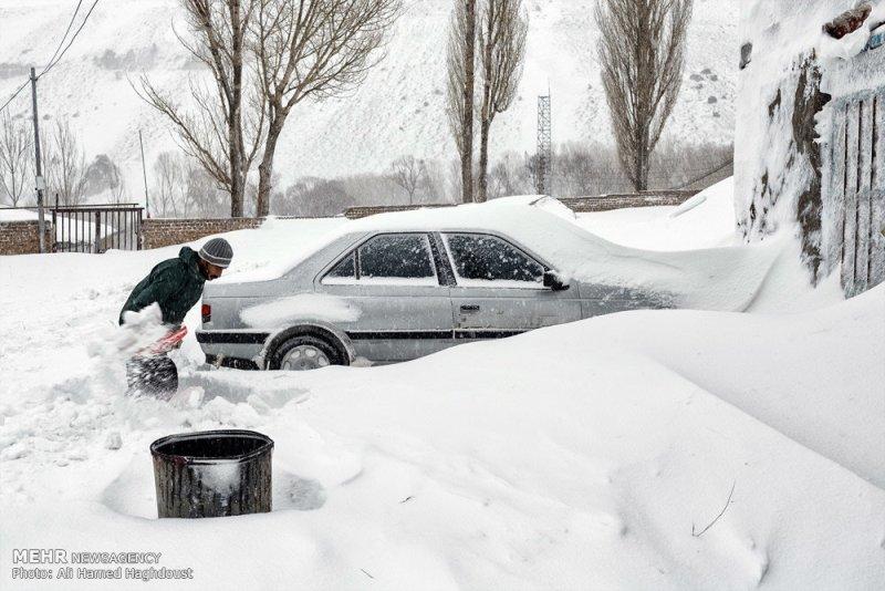 زمستان آذربایجان