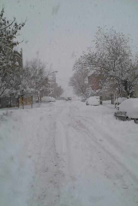 برف ماکو