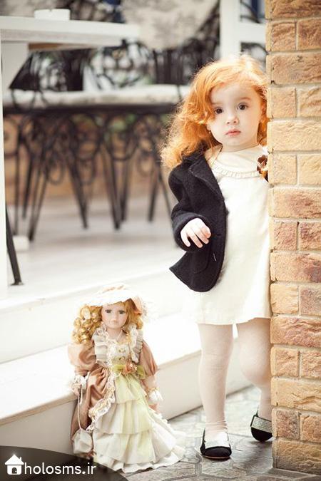 عکس بچه ناز - 1