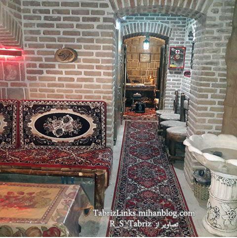 رستوران سنتی تبریز
