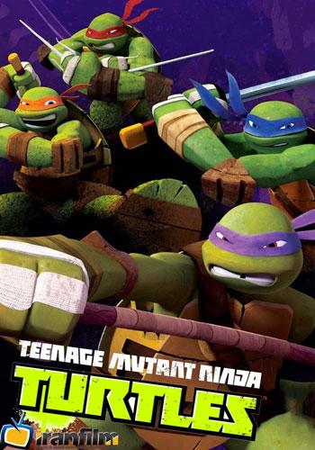 دانلود انیمیشن Teenage Mutant Ninja Turtles