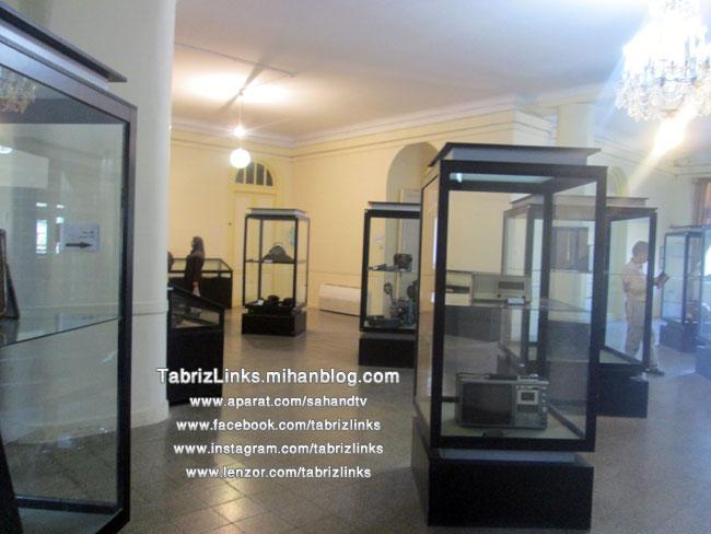 موزه شهر تبریز