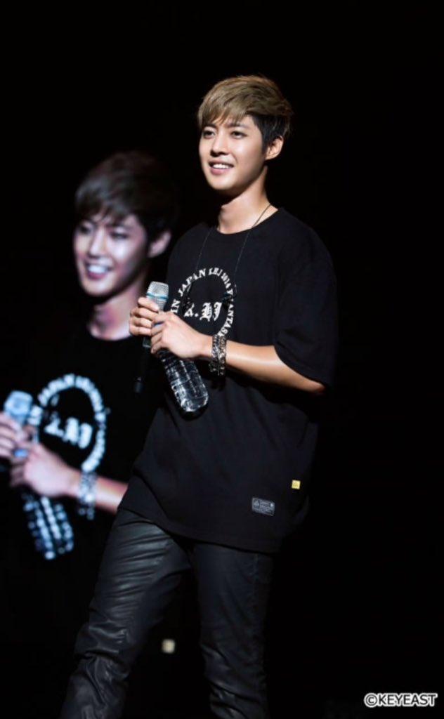 [Photo] Kim Hyun Joong Japan Mobile Site Update [2016.01.15]
