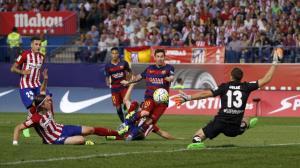 نتیجه فیلم خلاصه بازی گلهای بارسلونا اتلتیکو 10 بهمن 94