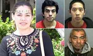 فرار سه زندانی در آمریکا به کمک زن ایرانی ! , جالب وخواندنی