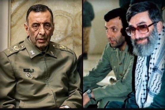درگذشت امیر سرلشکر سلیمی ، فرمانده اسبق کل ارتش , اجتماعی