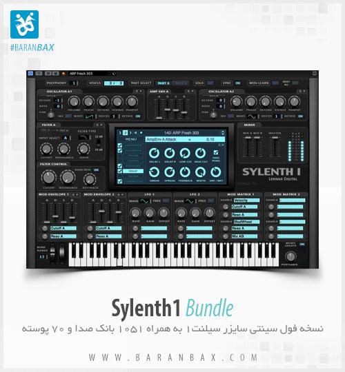 دانلود نسخه فول سینتی سایزر Sylenth1