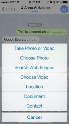 آموزش برنامه Telegram, آموزش تلگرام, آموزش کار با تلگرام Telegram, ایجاد گروه در تلگرام, برنامه تلگرام, ترفند تلگرام, ترفند های تلگرام, دیدن دوستان در تلگرام