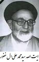 ایت الله سید محمد علی ال غفور