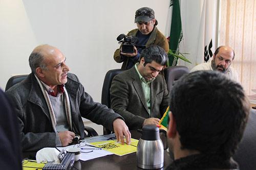 جلسه شورای هماهنگی مبارزه با مواد مخدر استان البرز در خصوص برگزاری جشنواره رهایی