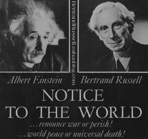 راسل - اینشتین