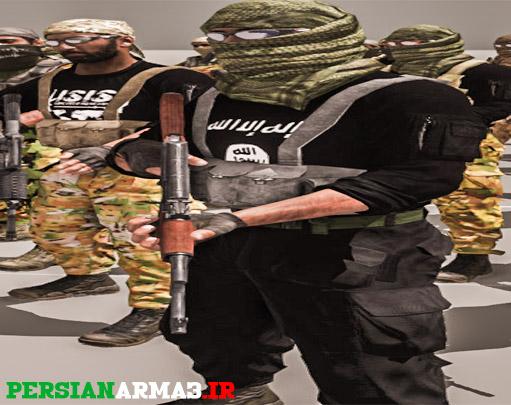 مود داعش و گروه های تکقیری برای Arma 3 (به روز شد)