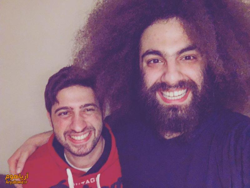 عکس های رضا پهلوانی خواننده مسابقه stage , چهره های ایرانی