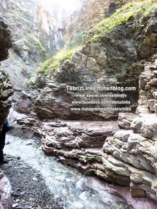 آبشار شبستر