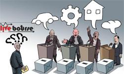 پاسکاری وعدهها بین مجلس و دولت