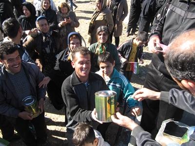 کوهپیمایی خانوادگی نماسبت دهه فجر پایگاه امام هادی (ع) روستای دم افشان