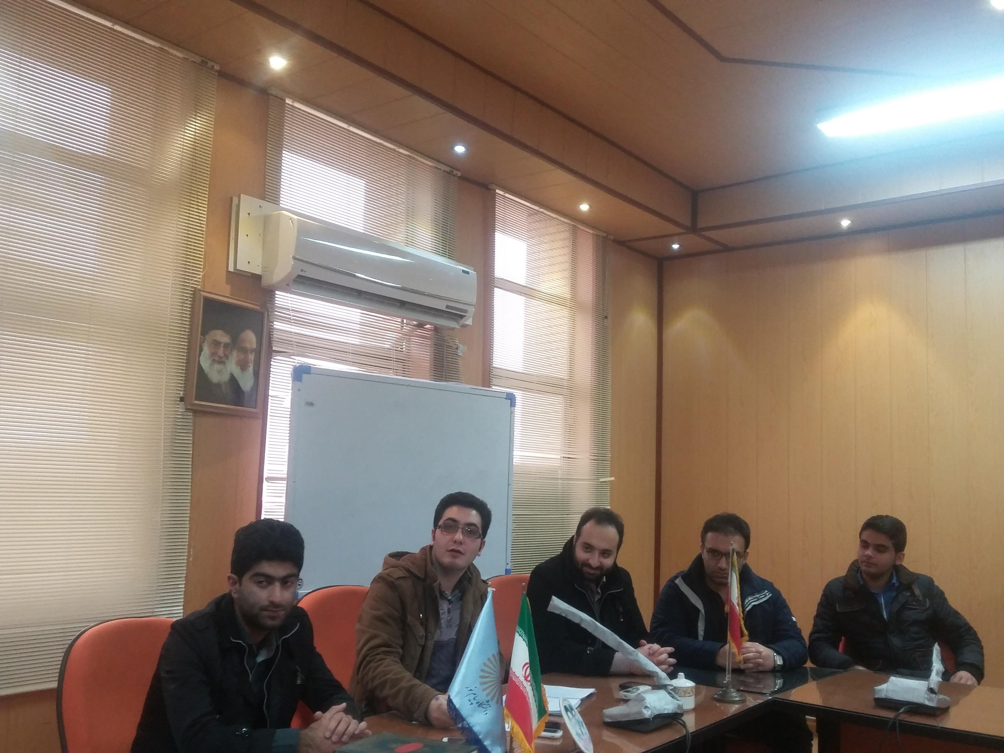 نشست اعضای انجمن های علمی دانشگاه پیام نور برگزار شد