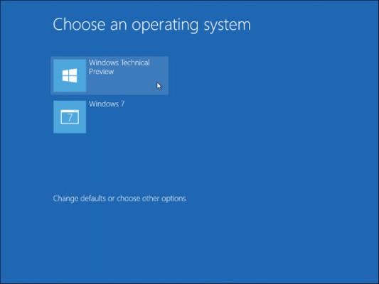 آموزش نصب دو سیستم عامل در یک کامپیوتر