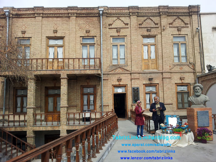 خانه های قاجاری