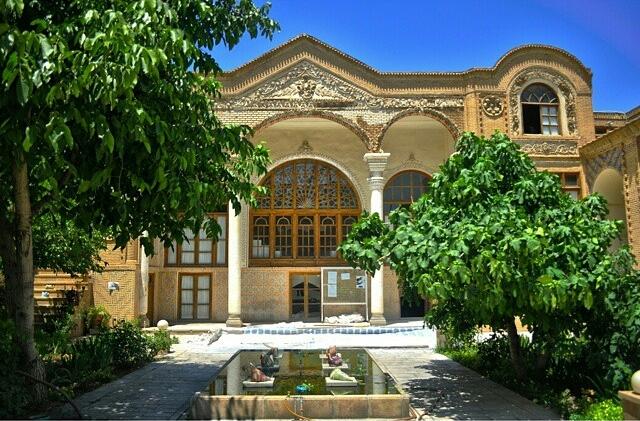 خانه های تبریز
