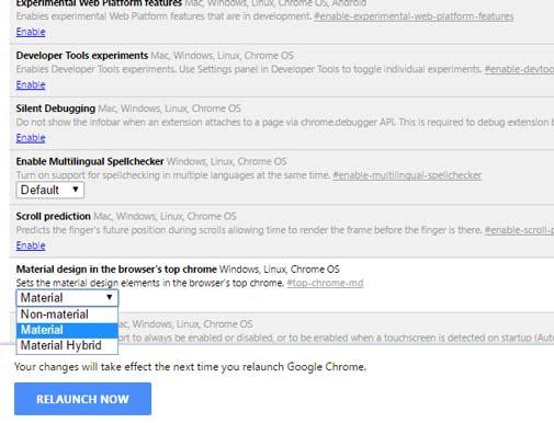 اموزش تغییر کاور گوگل کروم ویندوز به یک کاور شیک,how to set a material theme chrome,آموزش گوگل,ترفند کروم,ترفند گوگل,تم گوگل کروم,تم متریال گوگل کروم,google,lineee.ir