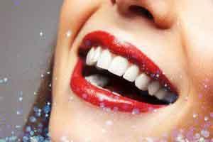 سفید کردن دندان با یک روش خانگی و موثر , آرایش و زیبایی