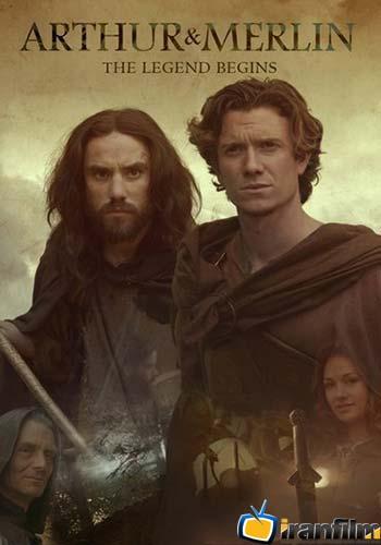 دانلود فیلم Arthur & Merlin