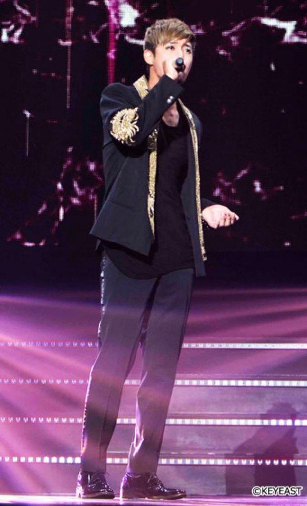 [Photo] Kim Hyun Joong Japan Mobile Site Update [2016.02.01]